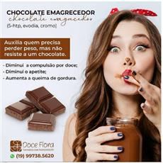 CHOCOLATE EMAGRECEDOR