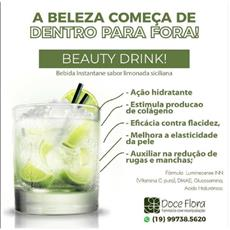 BEAUTY DRINK -LEMON DROP (LIMONADA SICILIANA)